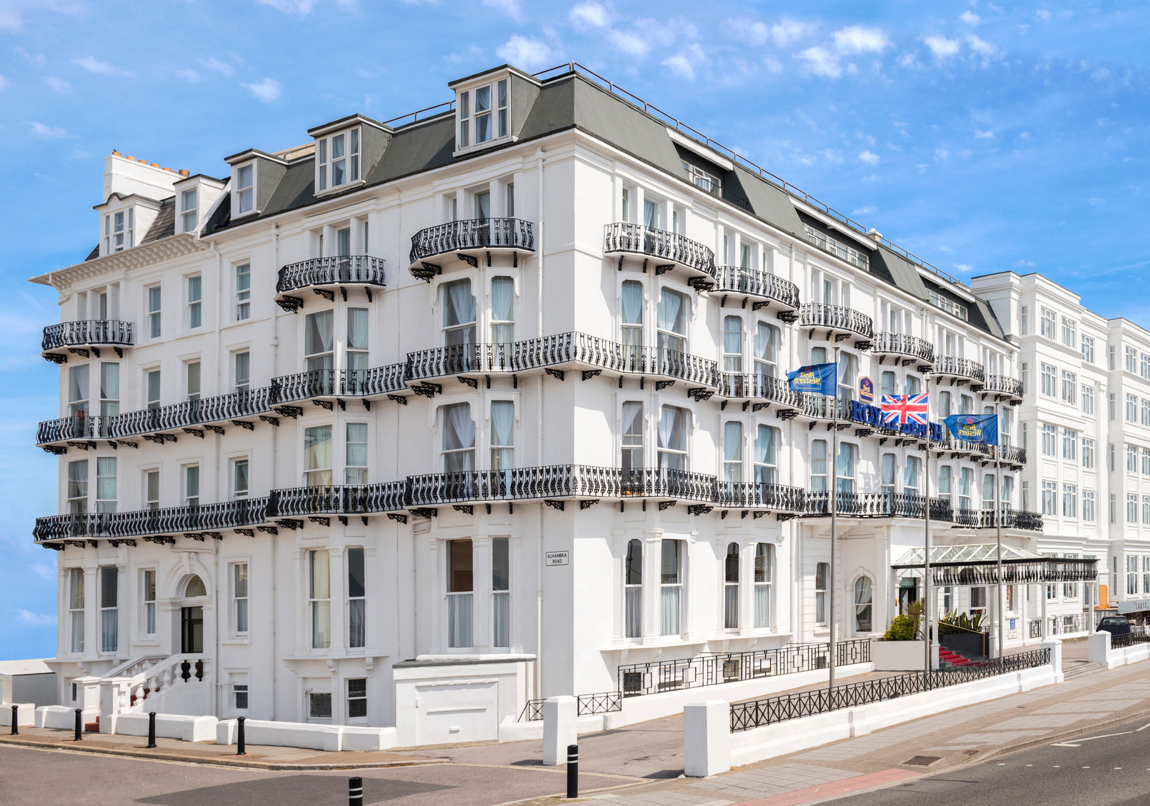 The Royal Beach Hotel Portsmouth
